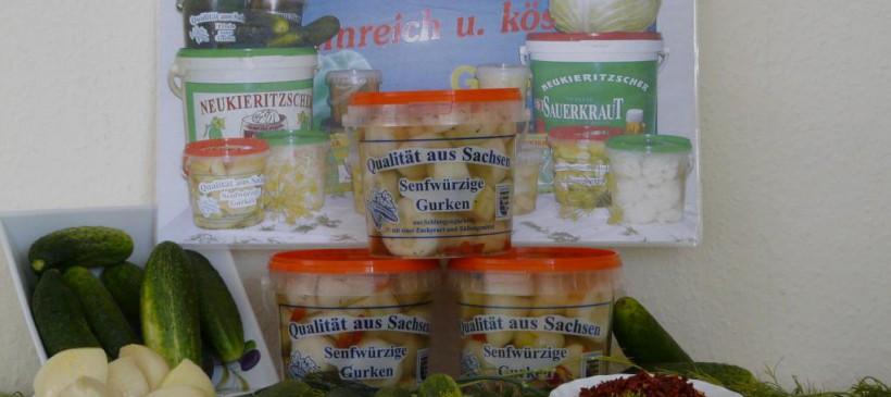 Betriebsführung mit Sauerkraut-Treten …