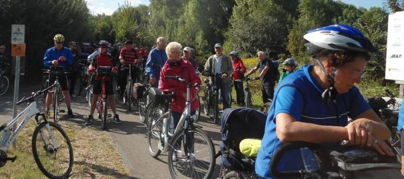 Recarbo-Radtour – Radtour im Zeitz-Weißenfelser Braunkohlenrevier