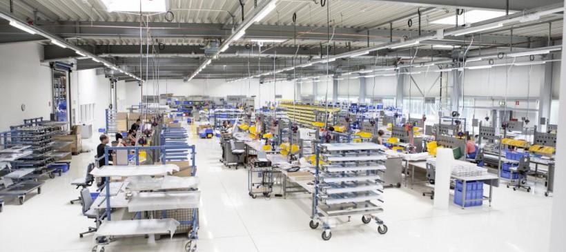 Unternehmensführung bei SBF Spezialleuchten GmbH