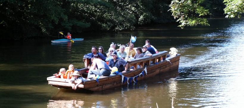 Bootstour »Westwärts – mit der Schute ›Luise‹ in den Tag der Industriekultur« – 13.08., 12.00 Uhr