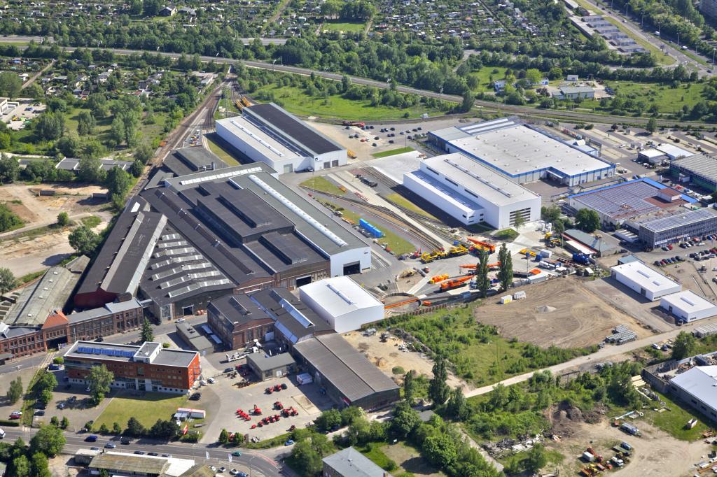 Besichtigung der Produktionsstätten von Heiterblick GmbH