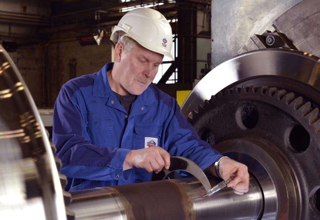 Fällt aus! Unternehmensrundgang und Präsentation bei der TDE Mitteldeutsche Bergbau Service GmbH