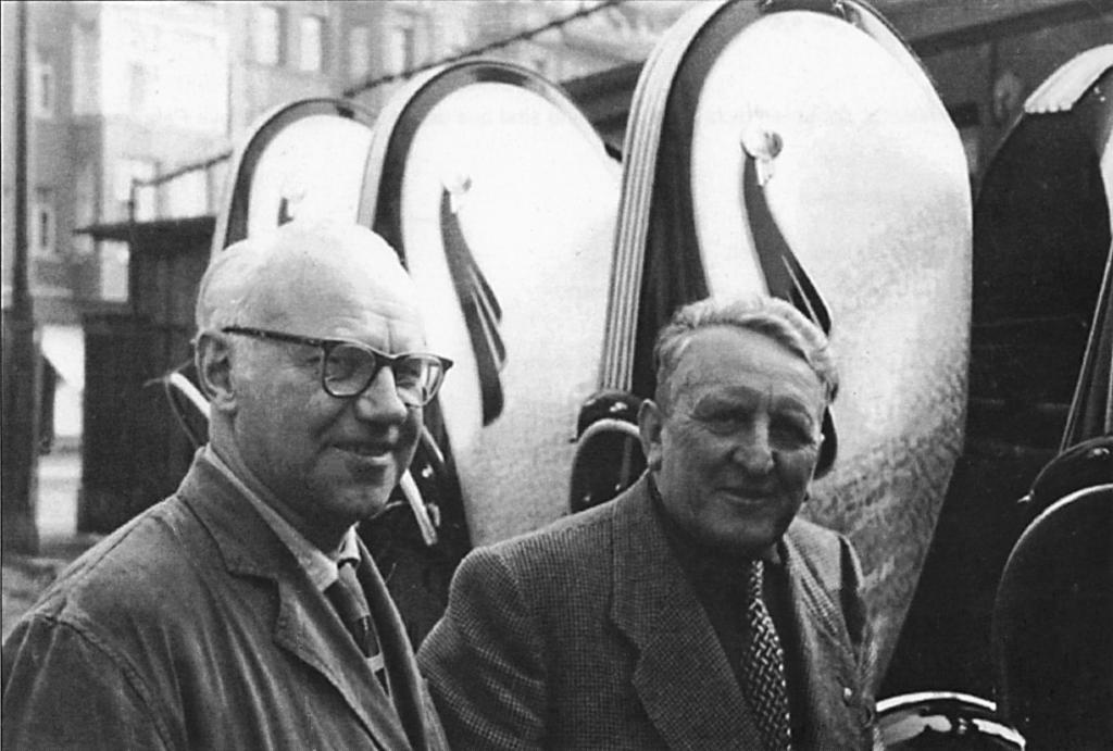 Vorträge zur Geschichte des Fahrzeugbau Stoye Leipzig