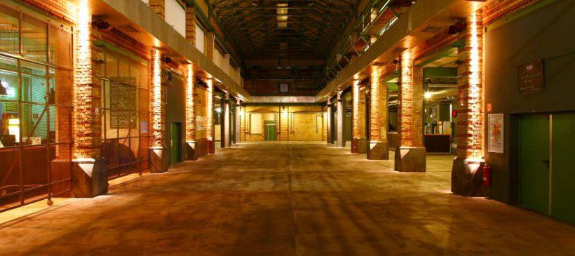 Rundgang durch die ehemaligen Fabrikhallen des WERK 2 – 16 Uhr