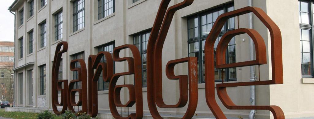 Aufstellen des Rudolph-Sack-Denkmals