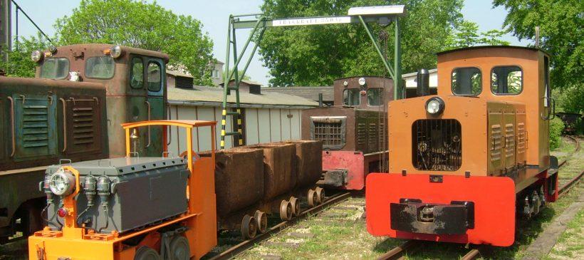 Feldbahnfahrten zu den 8. Tagen der Industriekultur – 06.09., 10.00-17.00 Uhr