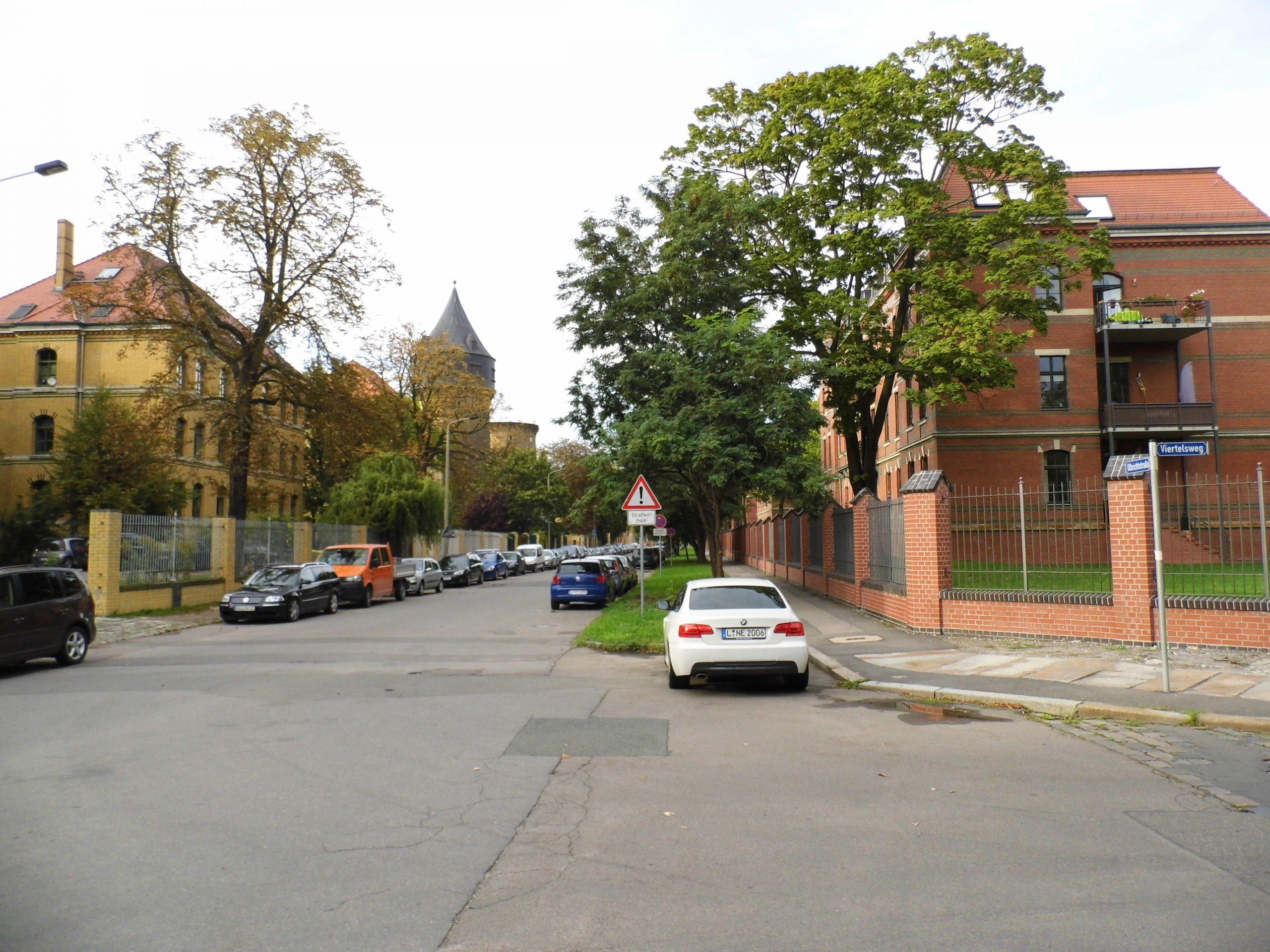Rundgang durch das ehemalige Kasernengelände Möckern-Gohlis – 05.09.2020, 9.00 Uhr