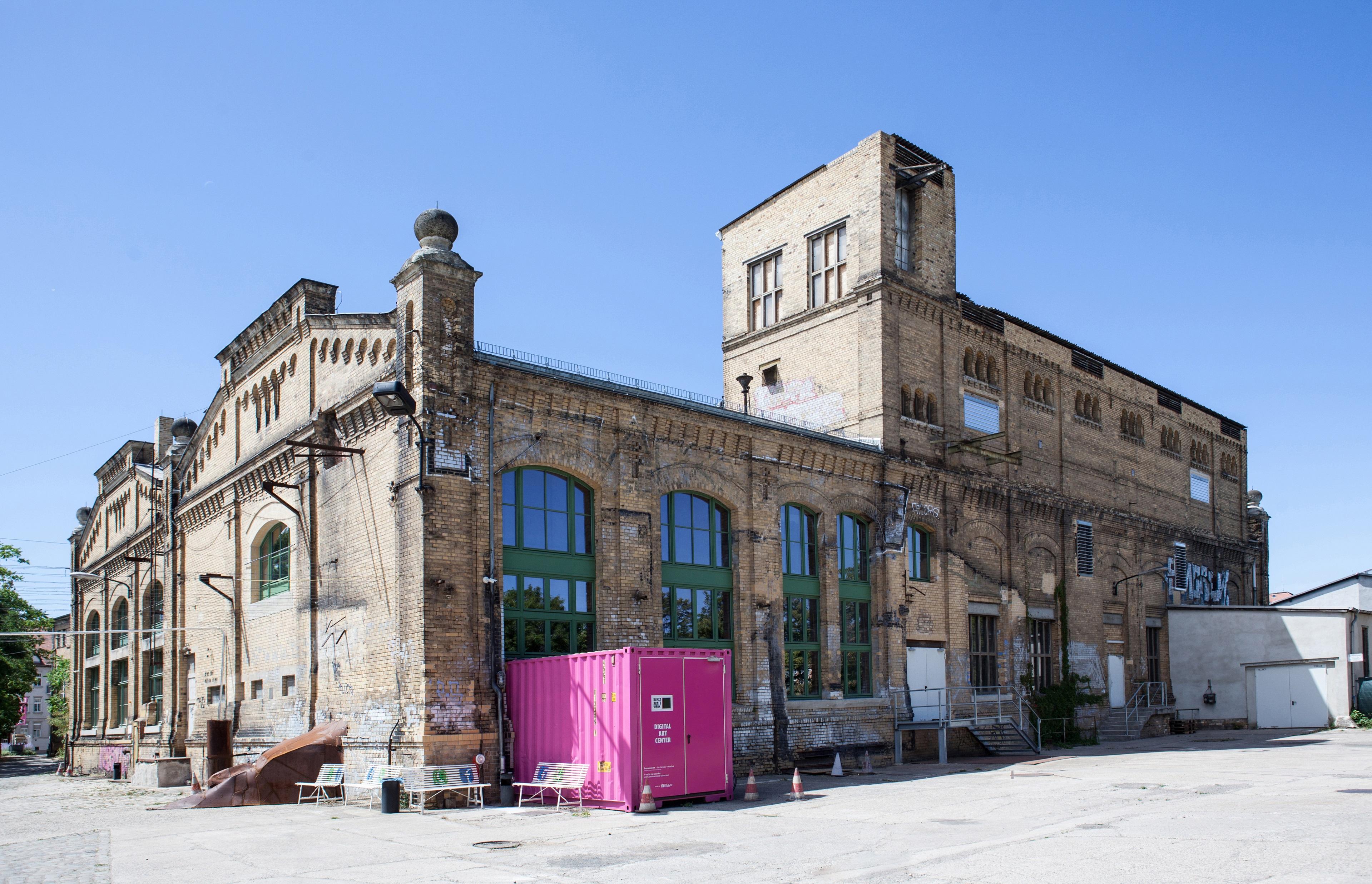 »Ich wollte immer kokeln« — Führung Kunstkraftwerk zwischen gestern und heute – Industriegeschichte mit Herz – 23.08., 15.00 Uhr