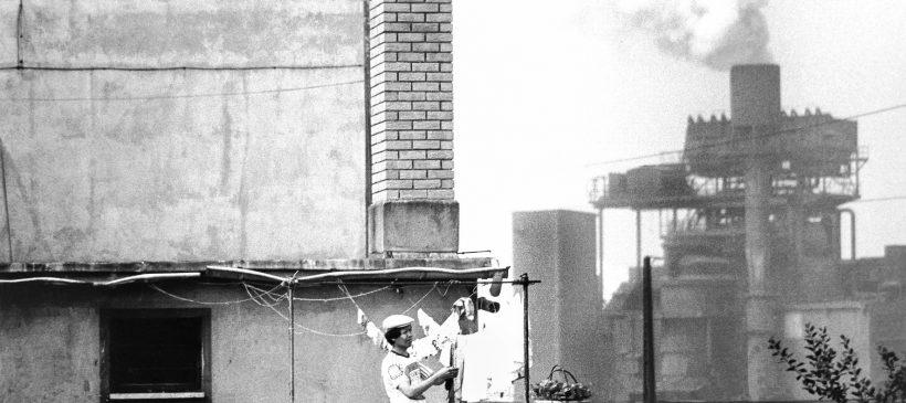 """Führung durch die Ausstellung """"Das Auge des Fotografen. Industriekultur in der Fotografie seit 1900"""" mit Kuratorin Sara Oslislo – 06.09., 12.00 Uhr"""