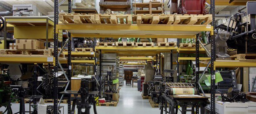 Führung »Erfindergeist und Unternehmertum – die Industriekultur der Buchstadt« – 10.09.2021, 14.00 Uhr