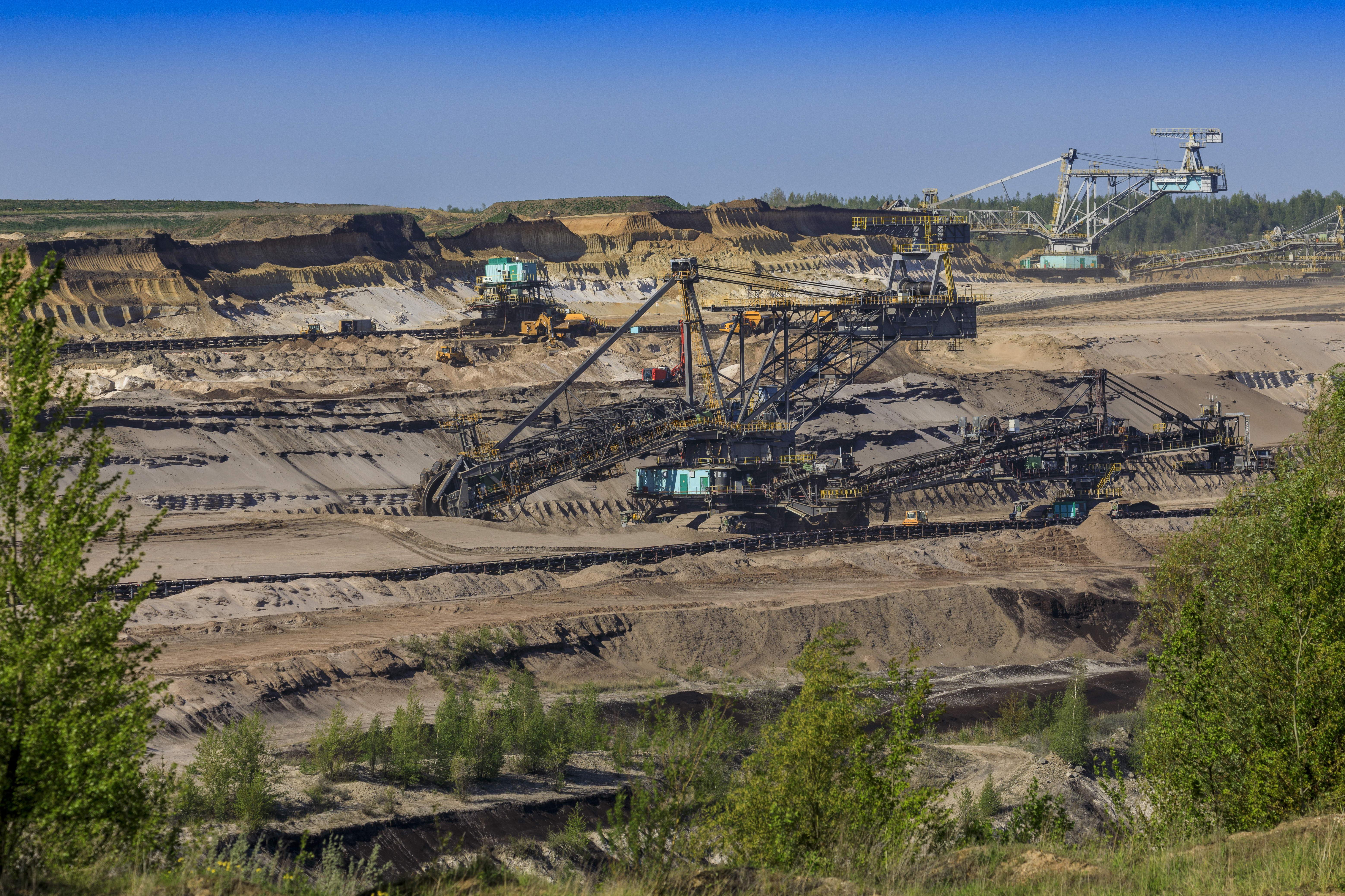 Befahrung im Tagebau Profen – 23.08., 9.00 bis 13.00 Uhr