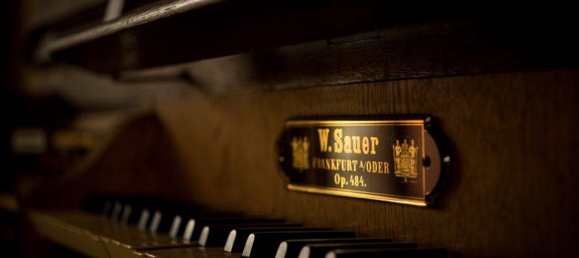 Sauer im Westen 2  – Orgelkonzert an der ältesten  W. Sauer Orgel Sachsens – 08.09.2021, 21.00 Uhr