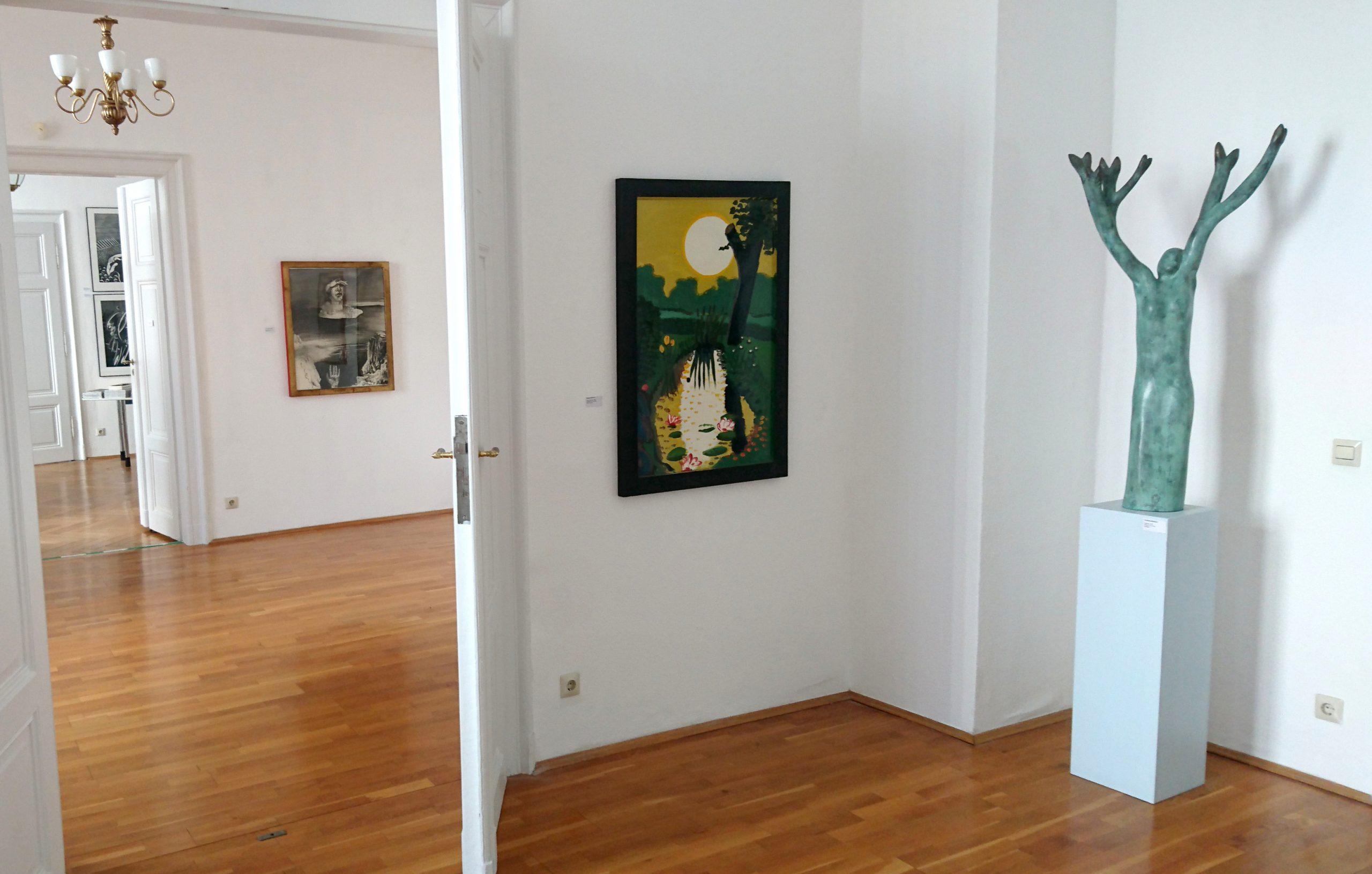 Ausstellung der Ursula Mattheuer-Neustädt und Wolfgang Mattheuer Stiftung – 03.09.–05.09., jeweils 12.00–17.00 Uhr
