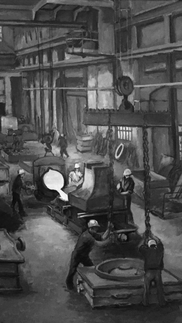 Werksführung in der Gießerei Wurzen – 10.09.2021, 13.00 Uhr