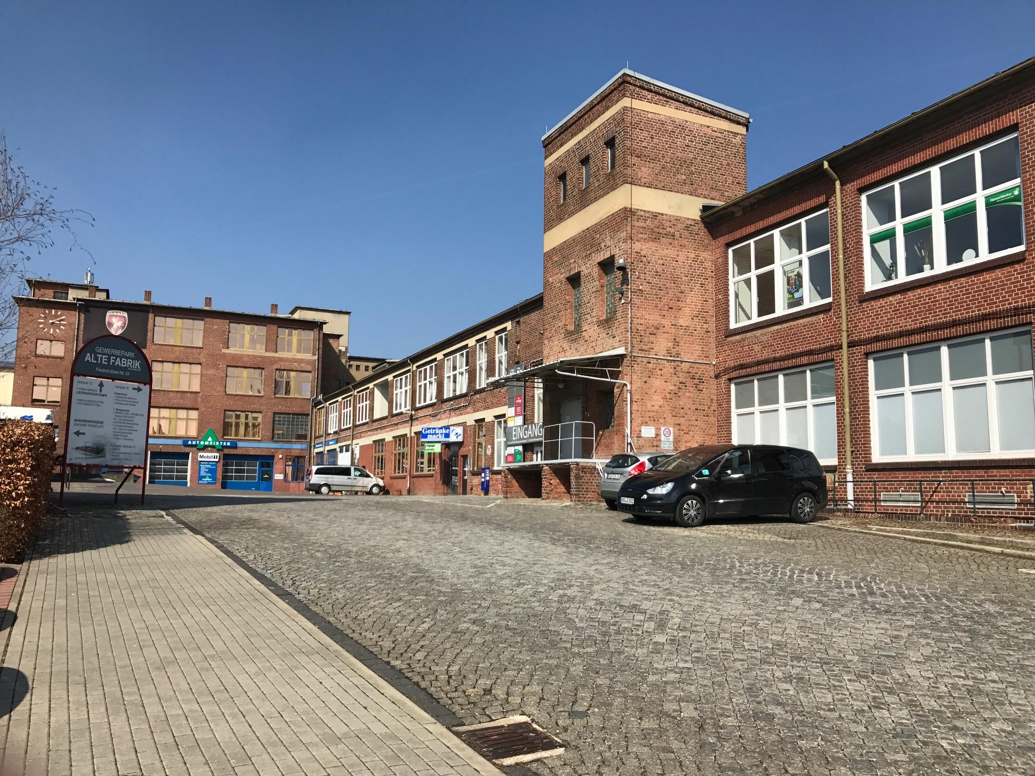 Tag der offenen Tür im Gewerbepark Alte Fabrik GmbH & Co. KG
