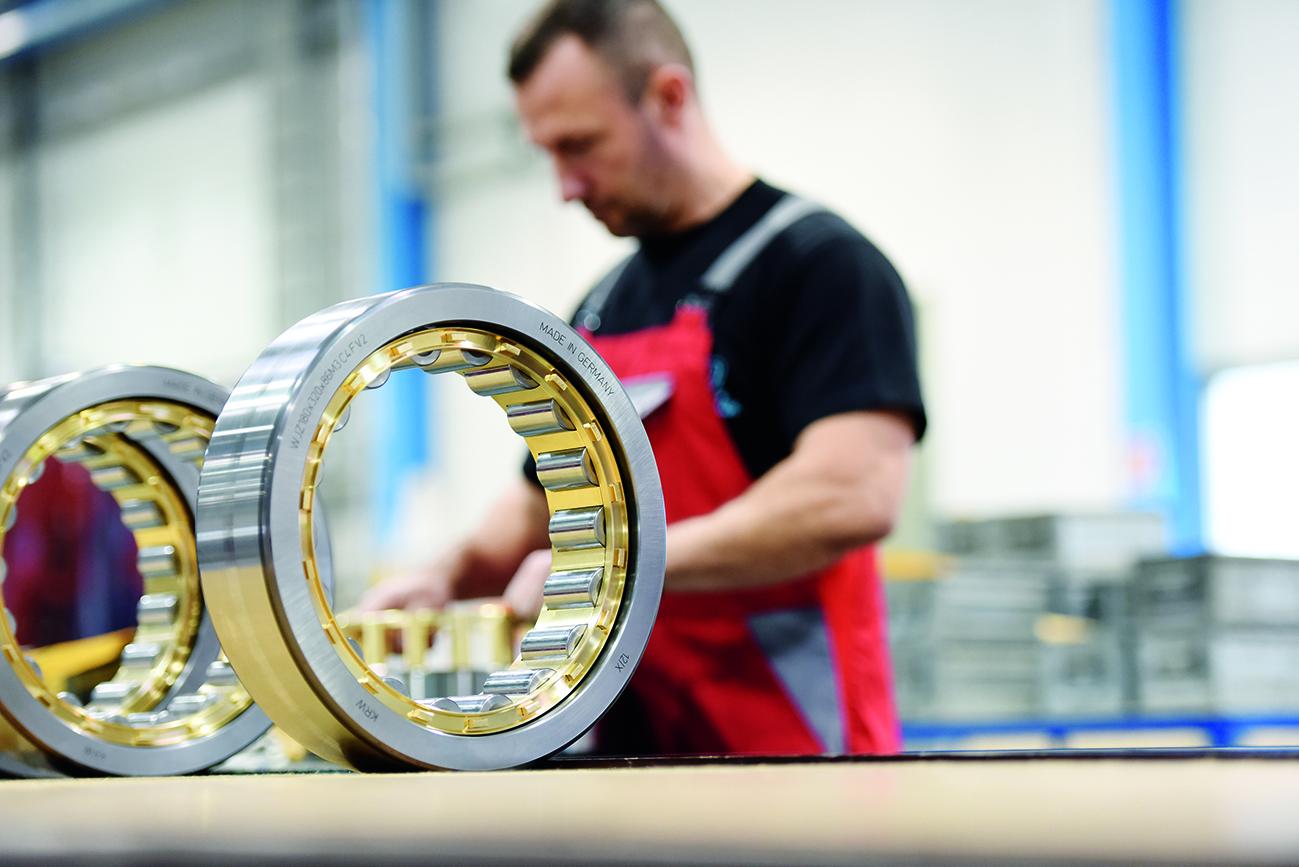 Werksführung bei der Kugel- und Rollenlagerwerk Leipzig GmbH – 04.09.2020, 10.00 Uhr