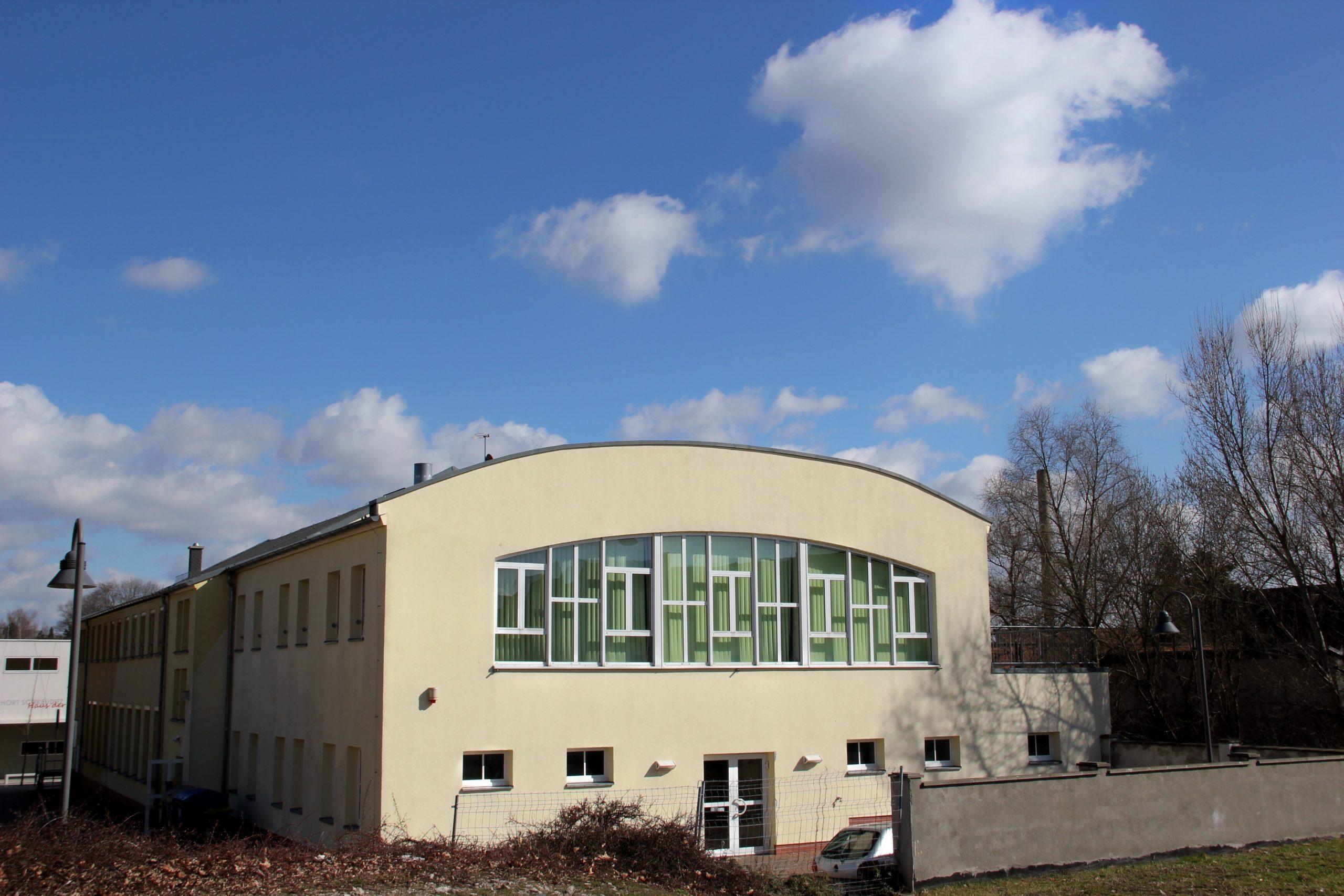 Lichtinszenierung »colorful – bunt« in Schkeuditz – 04.09.2020, 20.00–24.00 Uhr