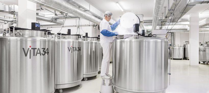 Blick hinter die Kulissen bei Vita 34 AG: Führungen durch unser Gläsernes Labor und Tanklager – 10.09.2021, 15.00 Uhr