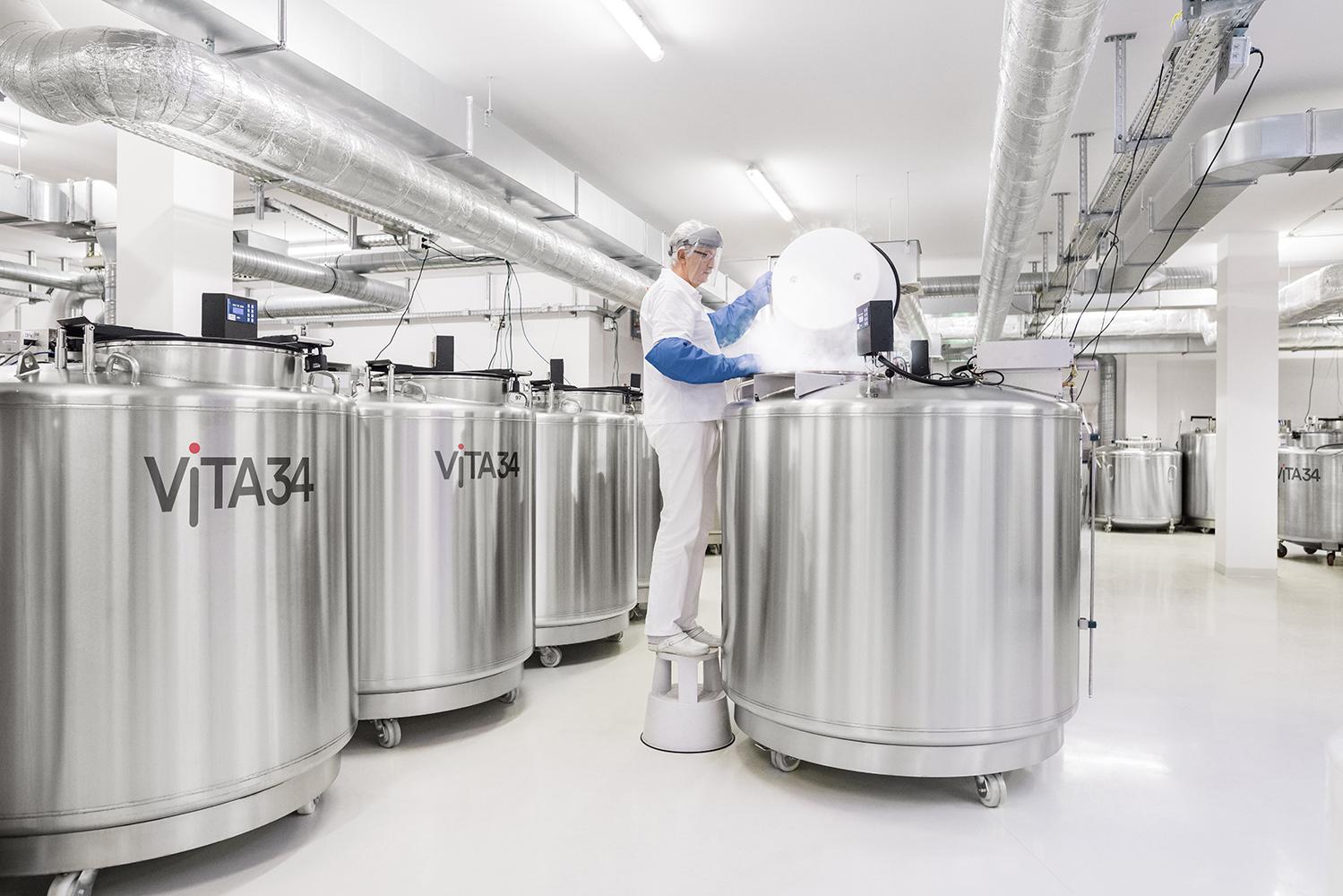 Blick hinter die Kulissen bei Vita 34 AG: Führungen durch unser Gläsernes Labor und Tanklager – 09.09.2021, 15.00 Uhr